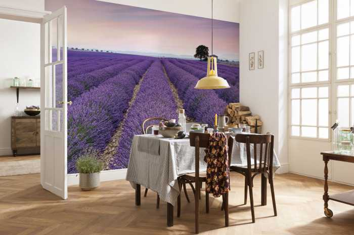 Vliestapete Provence