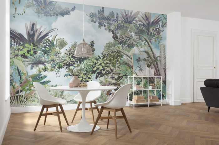 Vliestapete Tropical Heaven