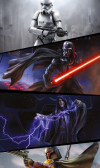 Star Wars Moments Imperials