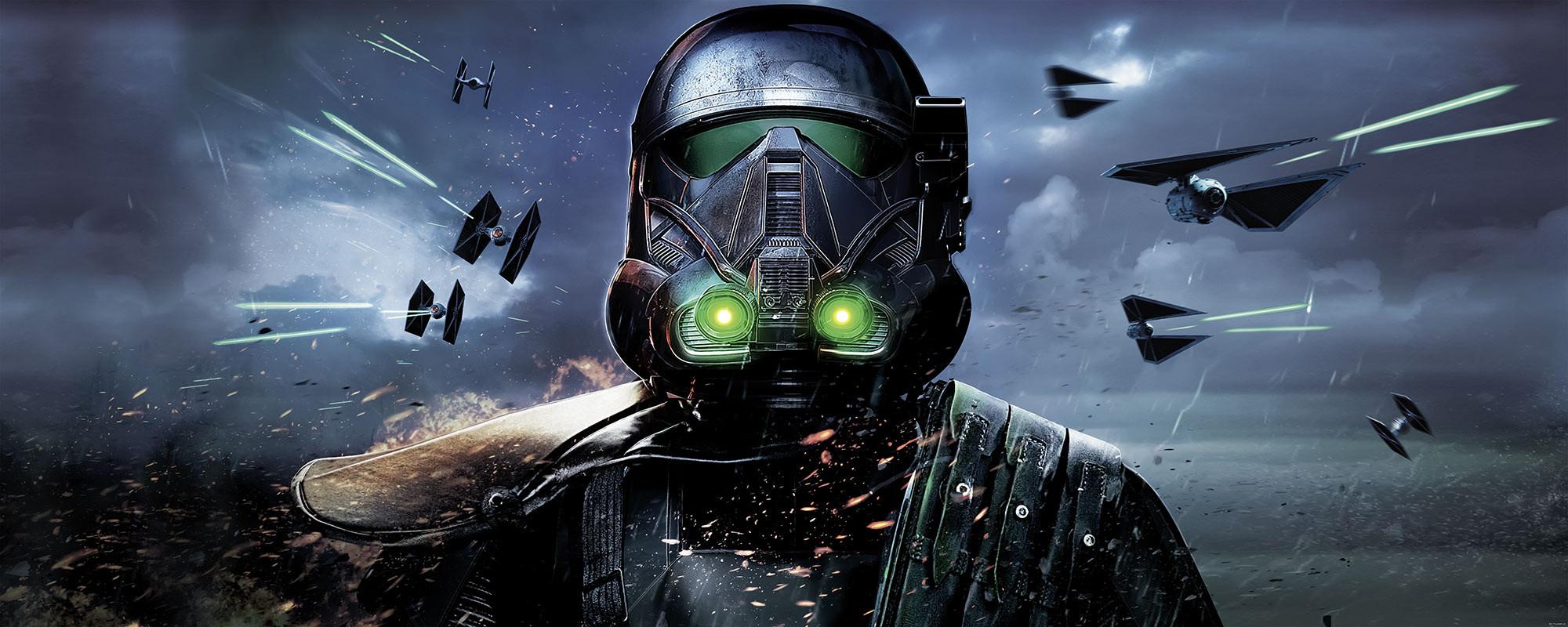 Star Wars Deathtrooper