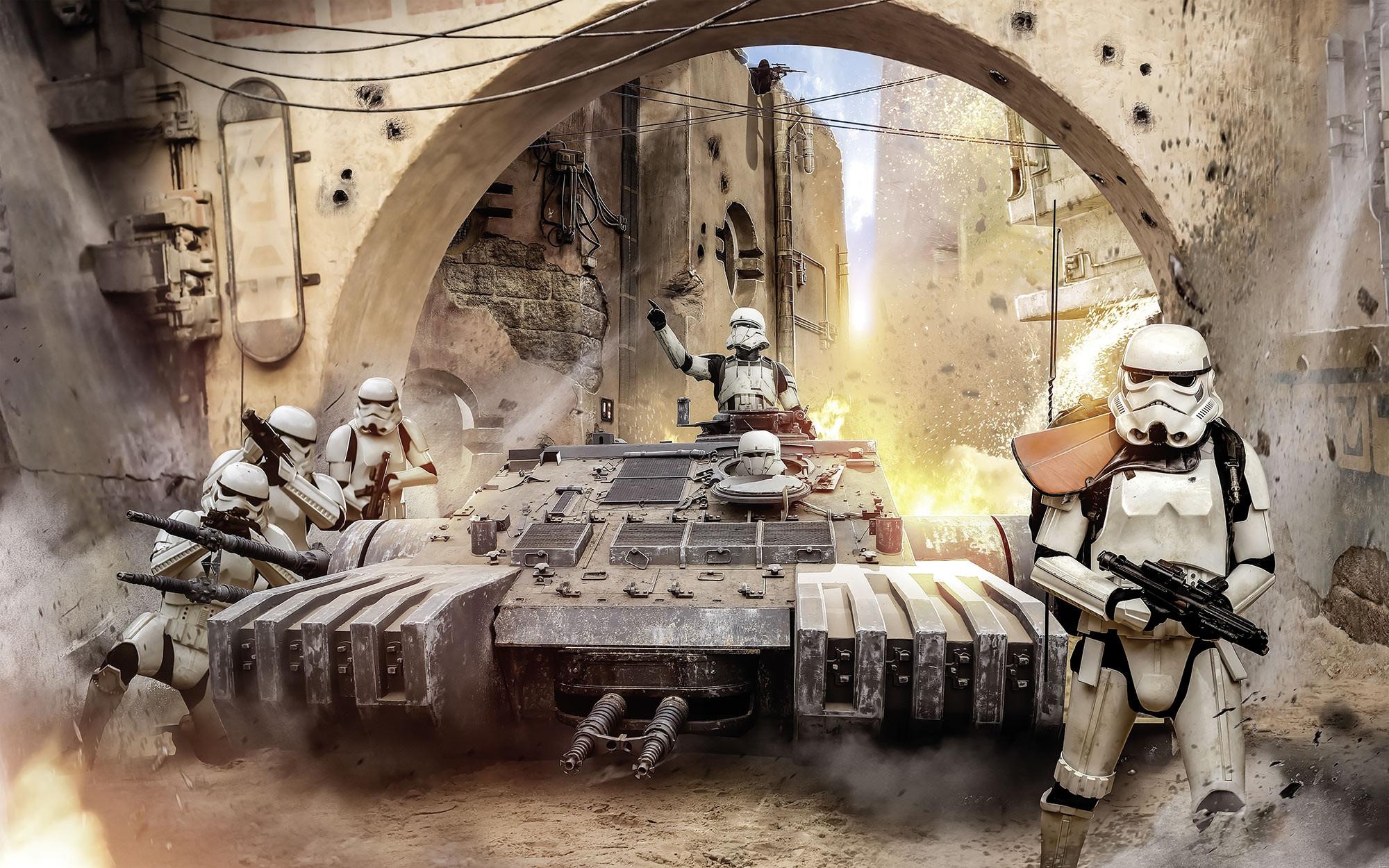 Star Wars Tanktrooper