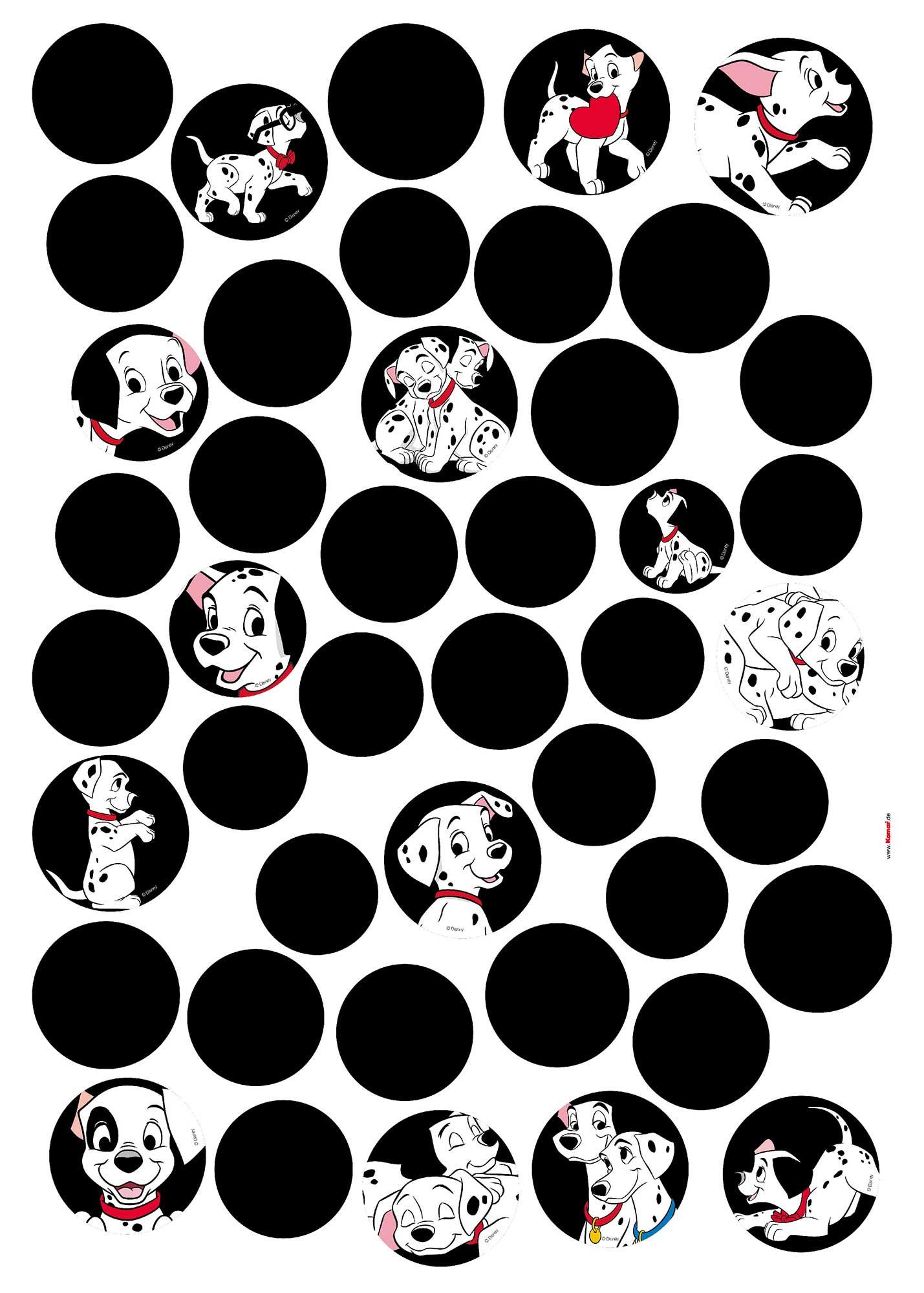 101 Dalmatiner Dots