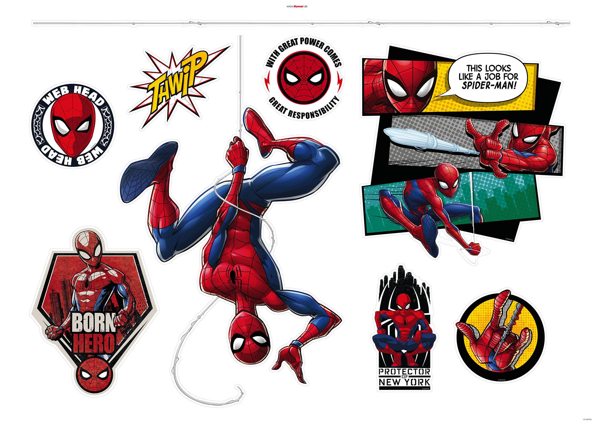Spider-Man Web Head