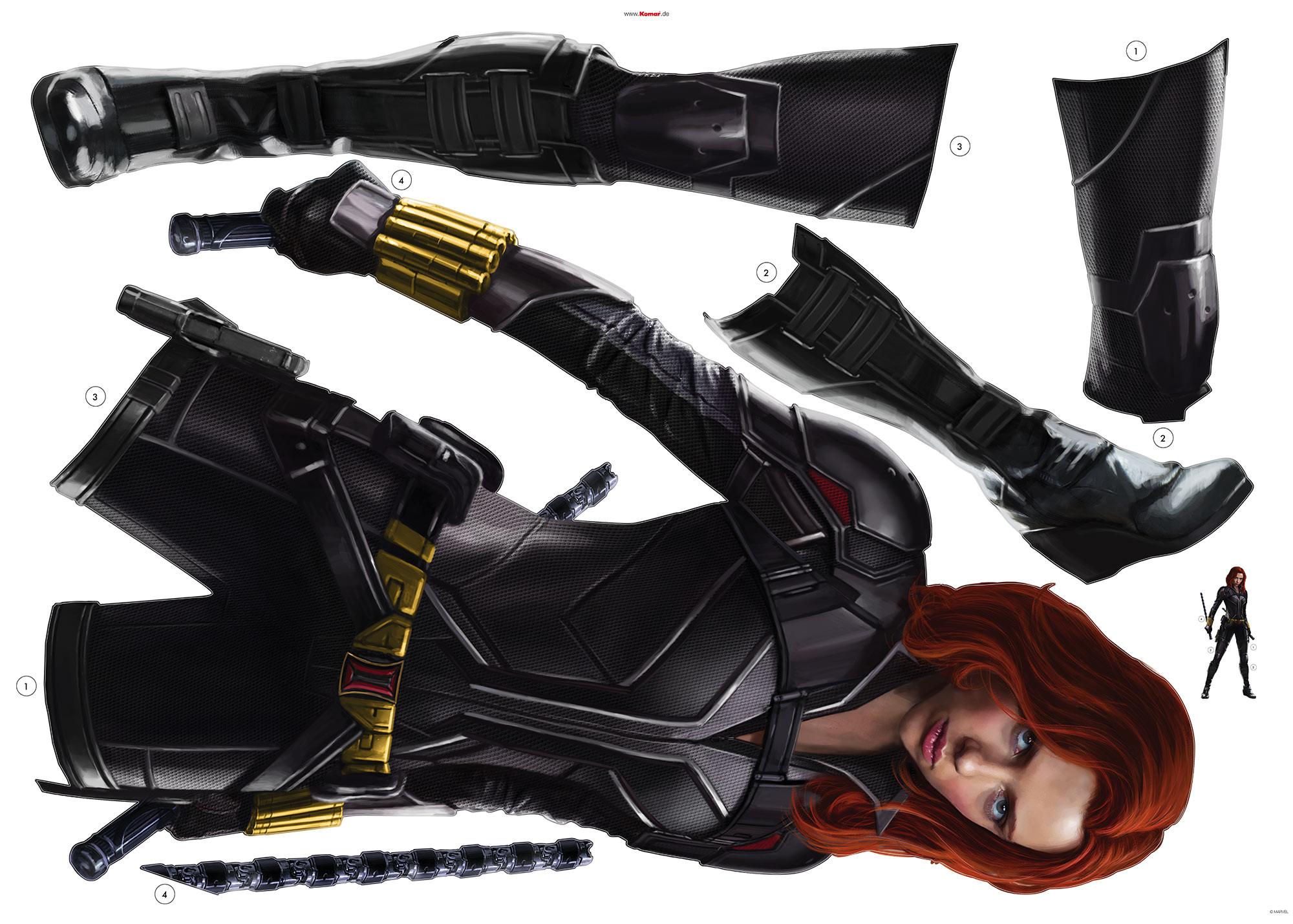 Black Widow Stand