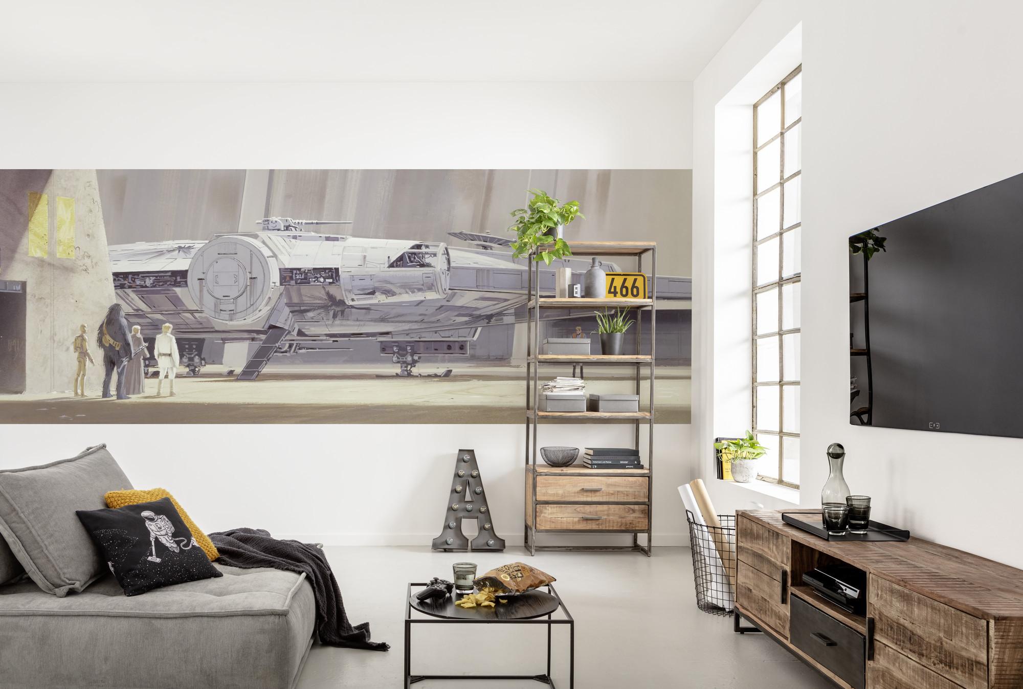Star Wars Classic RMQ Millenium Falcon