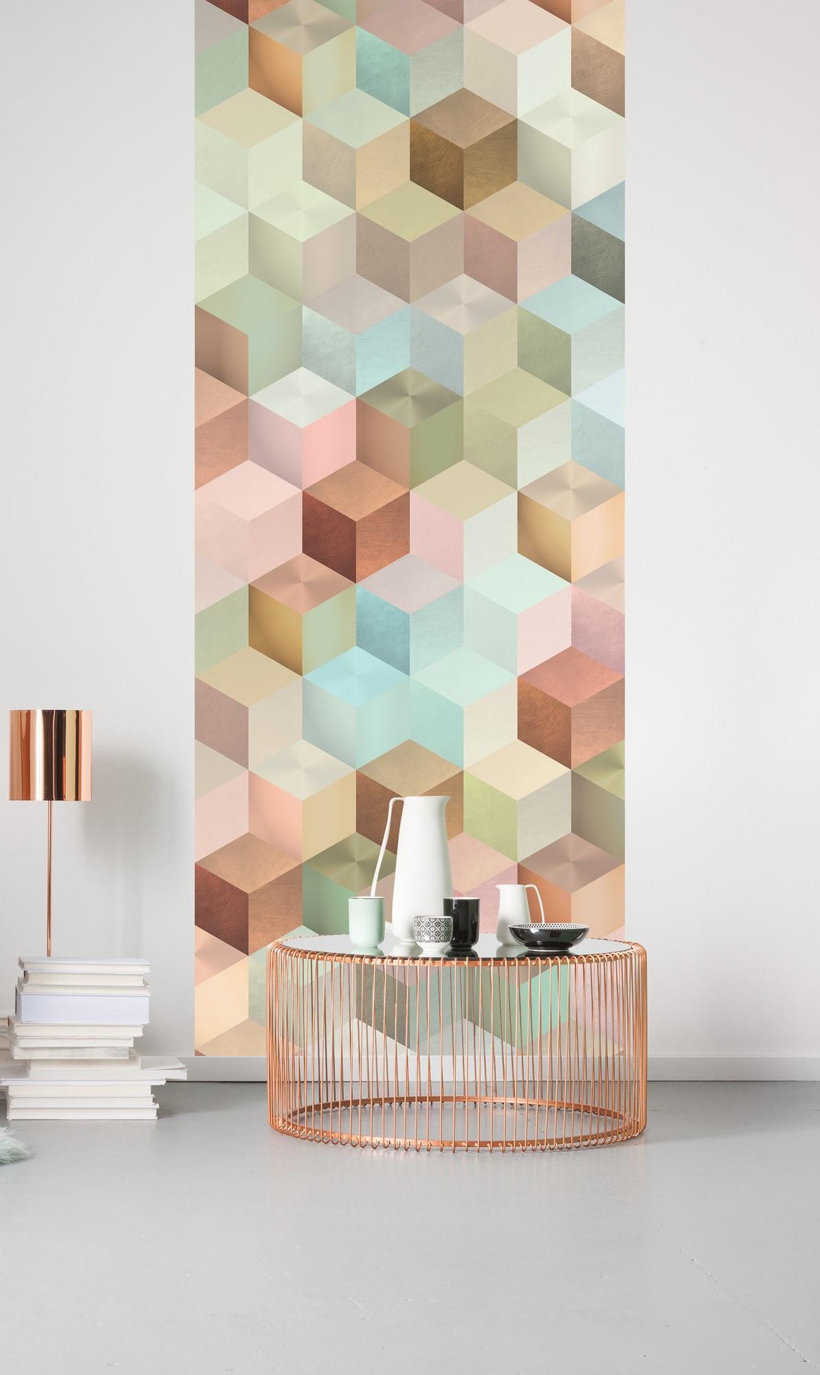 Cubes Panel