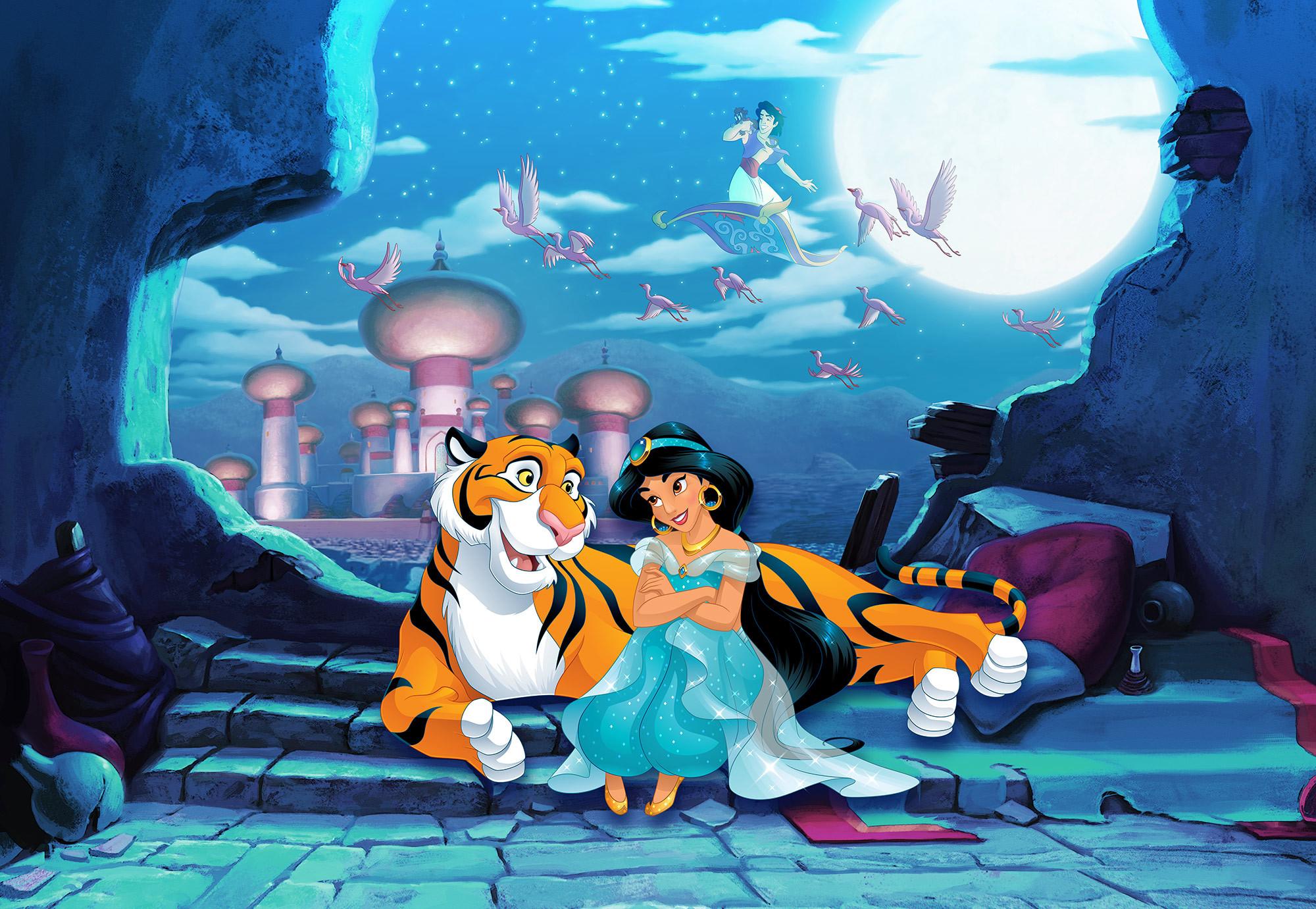 Waiting for Aladdin
