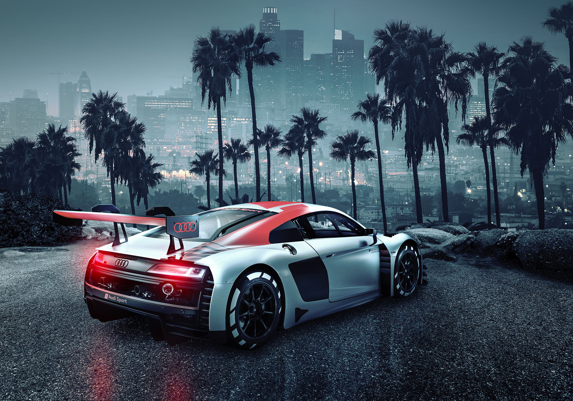 Audi R8 L.A.