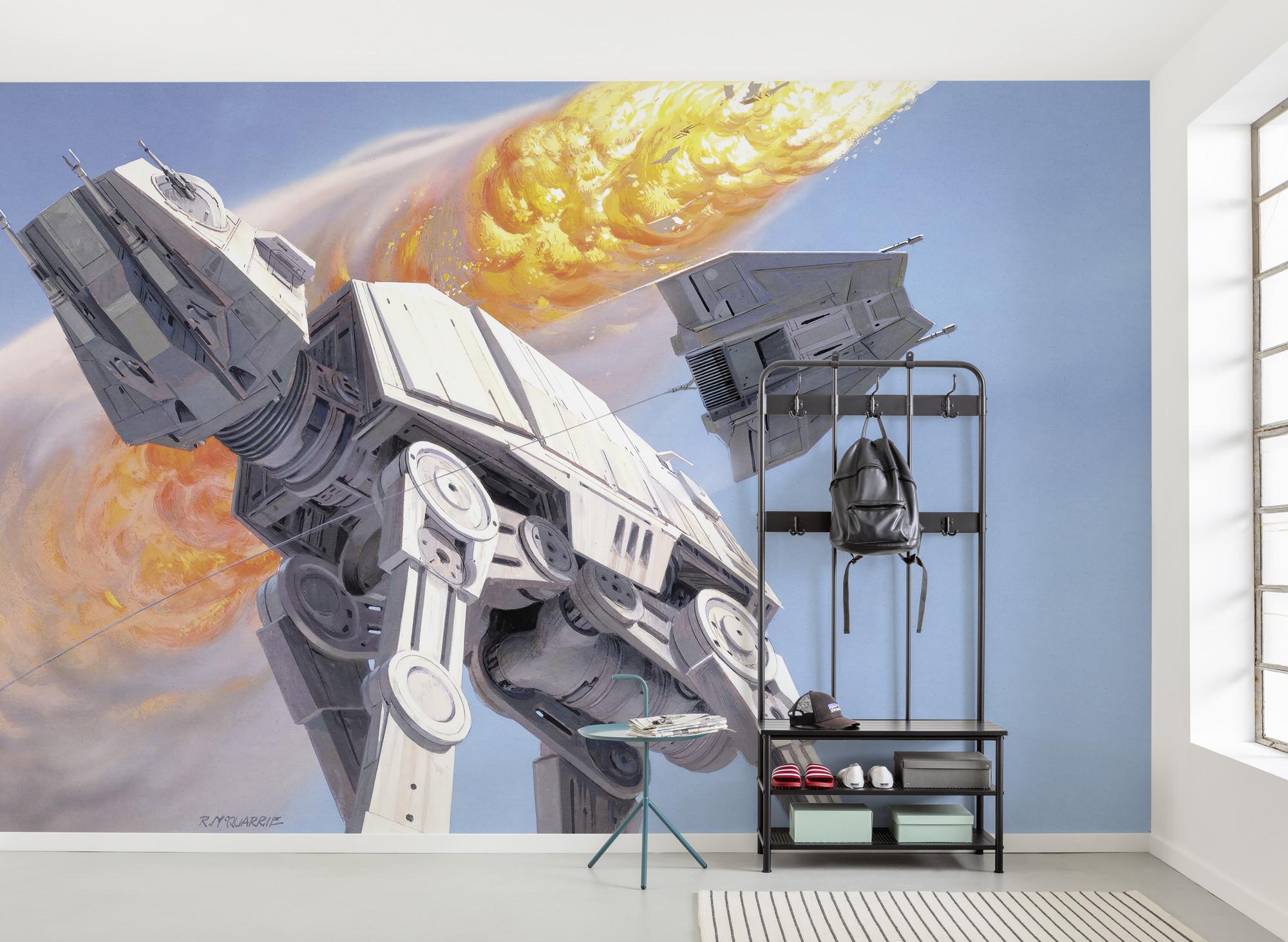 Star Wars Classic RMQ Hoth Battle AT-AT