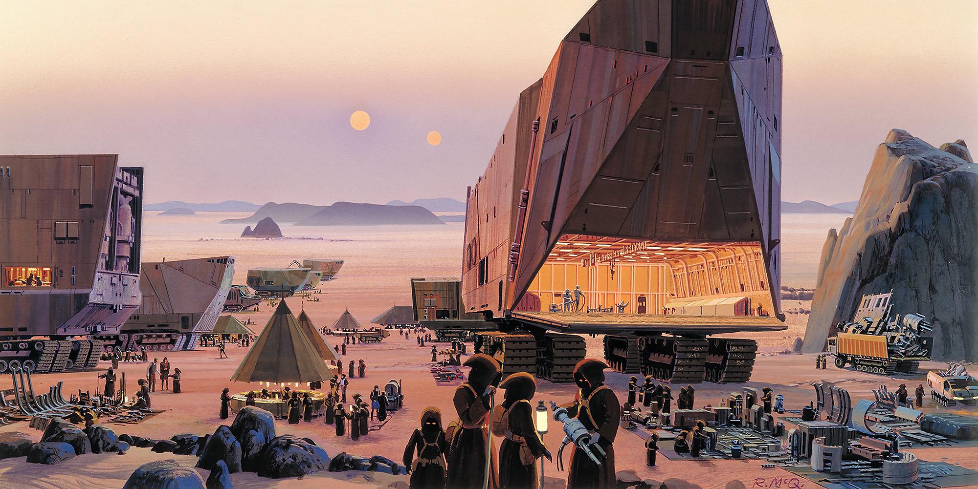 Star Wars Classic RMQ Java Market