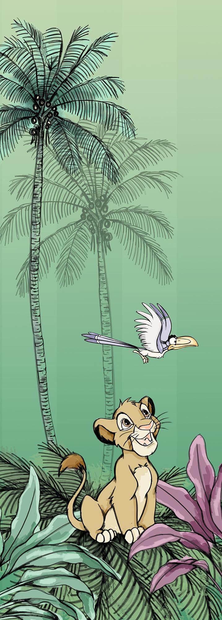 Jungle Simba