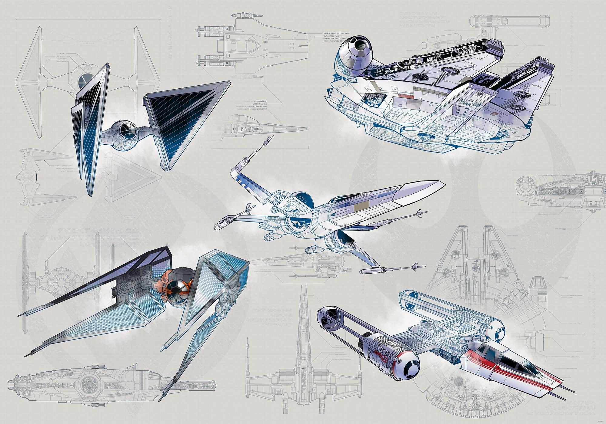 Star Wars Blueprint Light