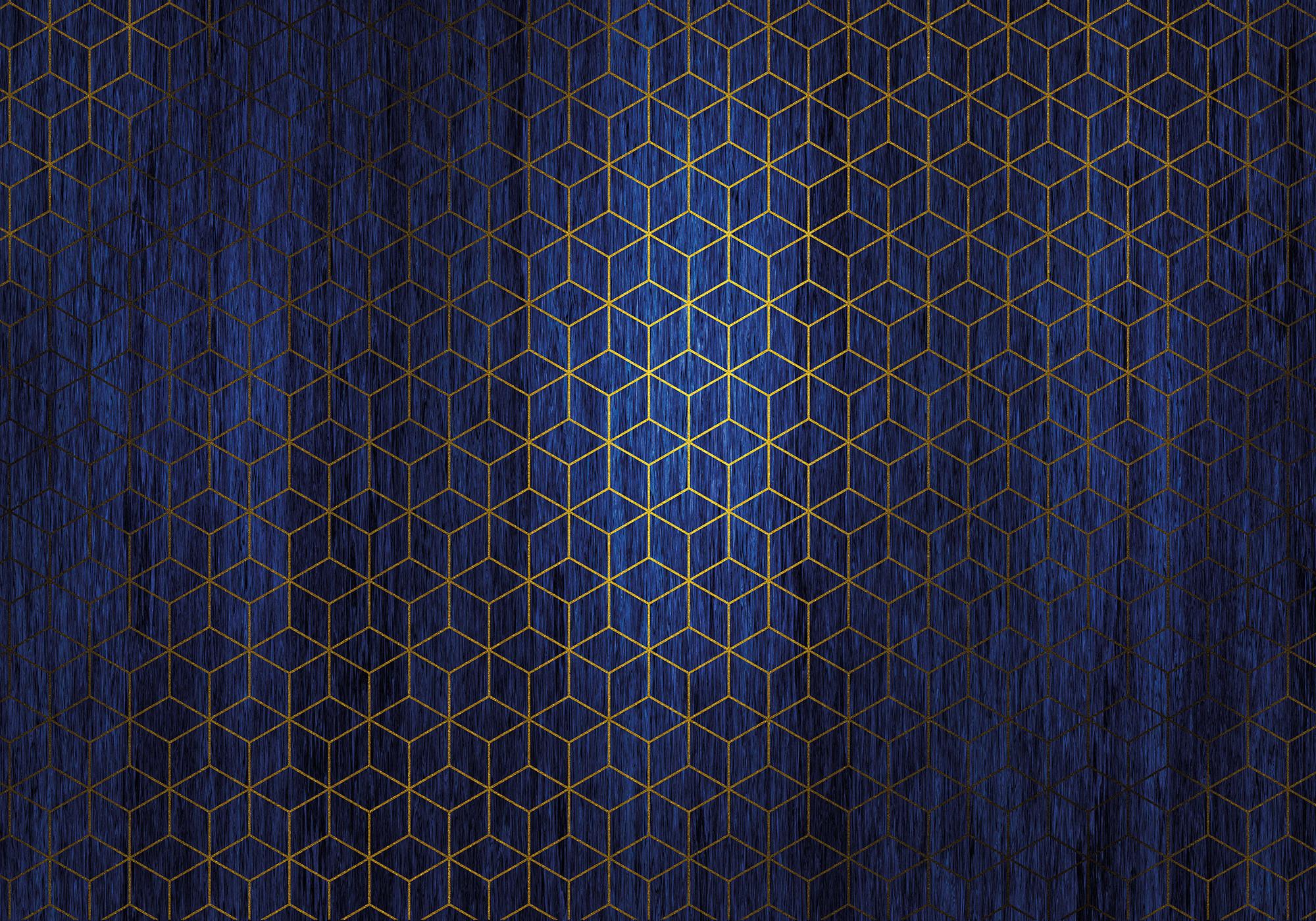 Mystique Bleu