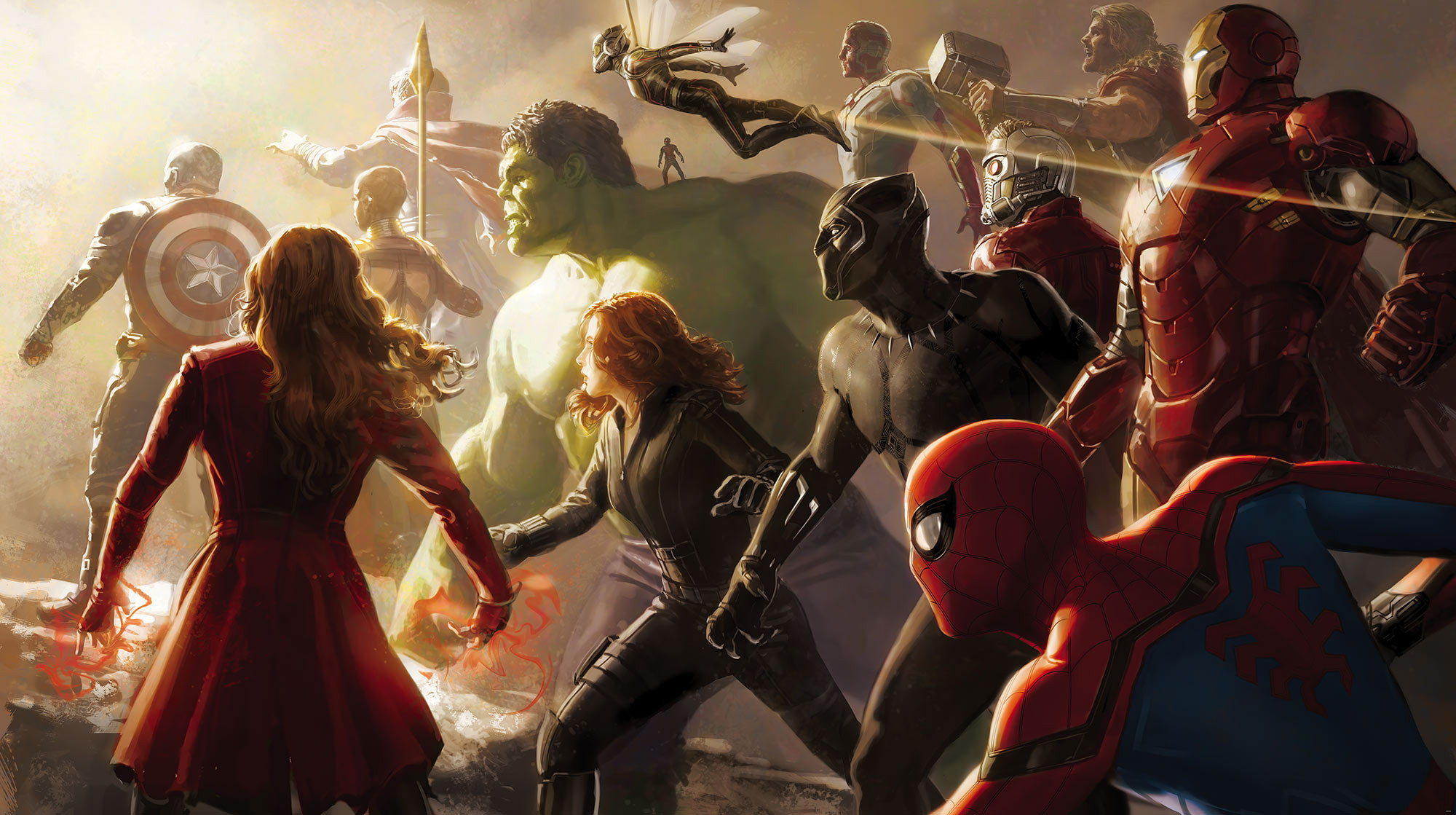 Avengers Final Battle