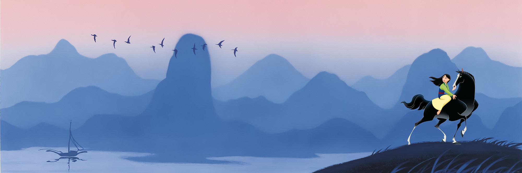 Mulan Hills