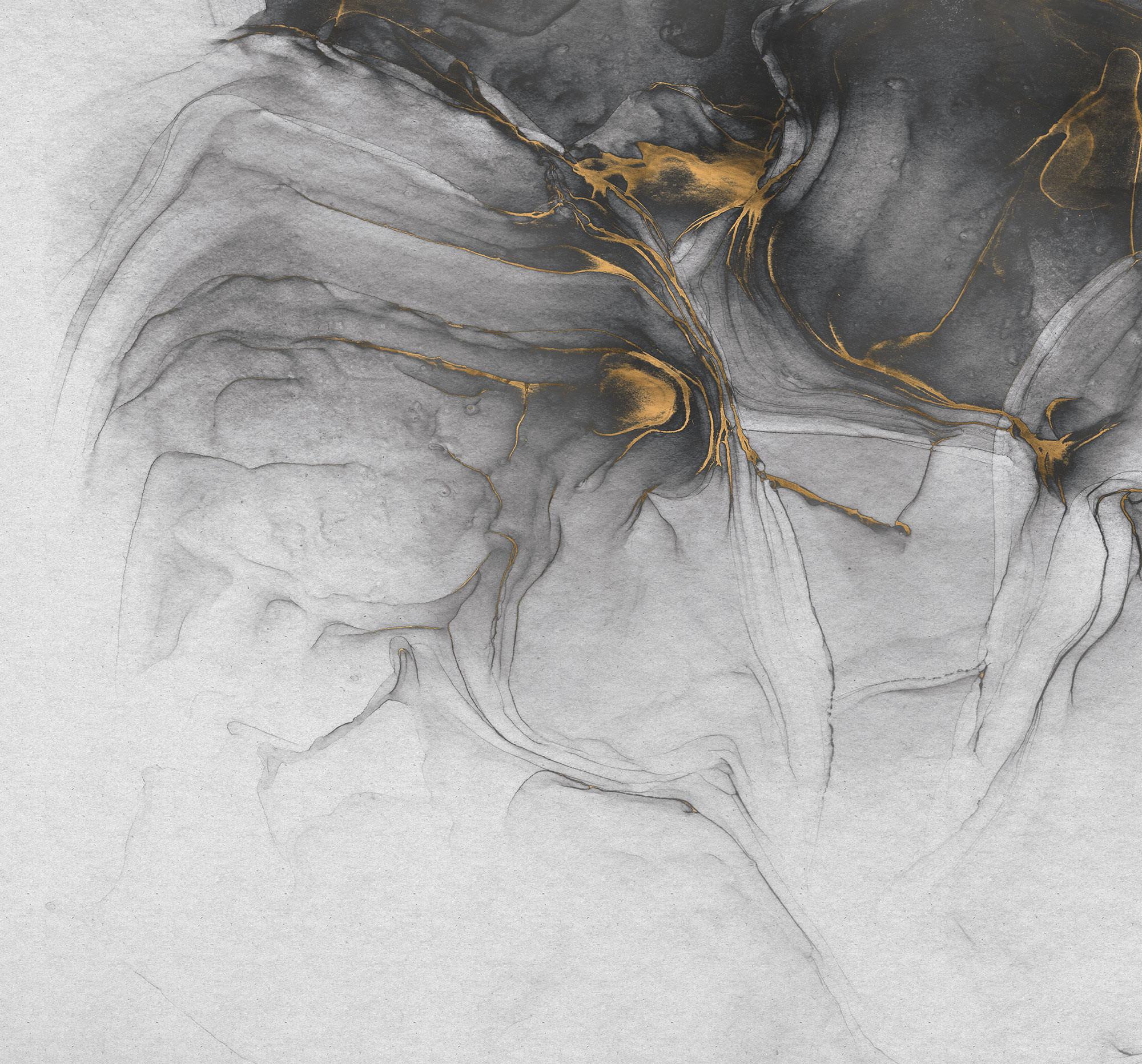 Ink Gold Flow