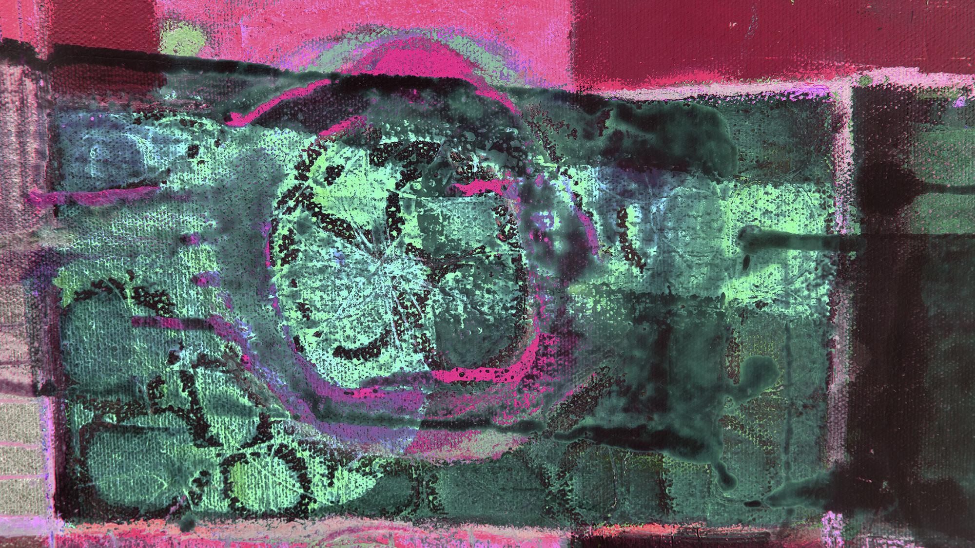 Lemon Peely green-pink