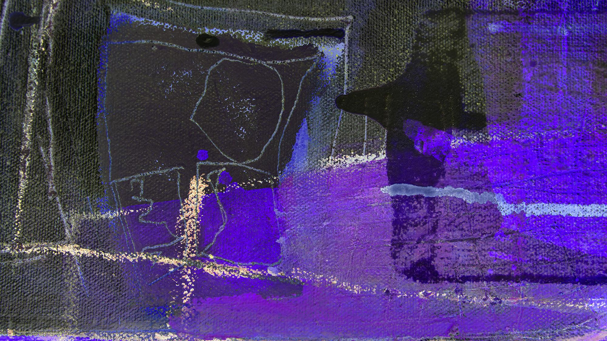 Rooms Opening darkgrey-violett