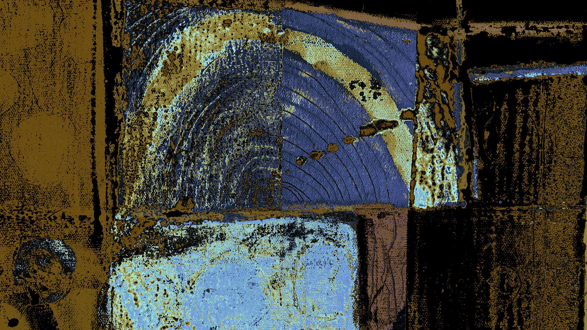 Gates Opening brown-blue