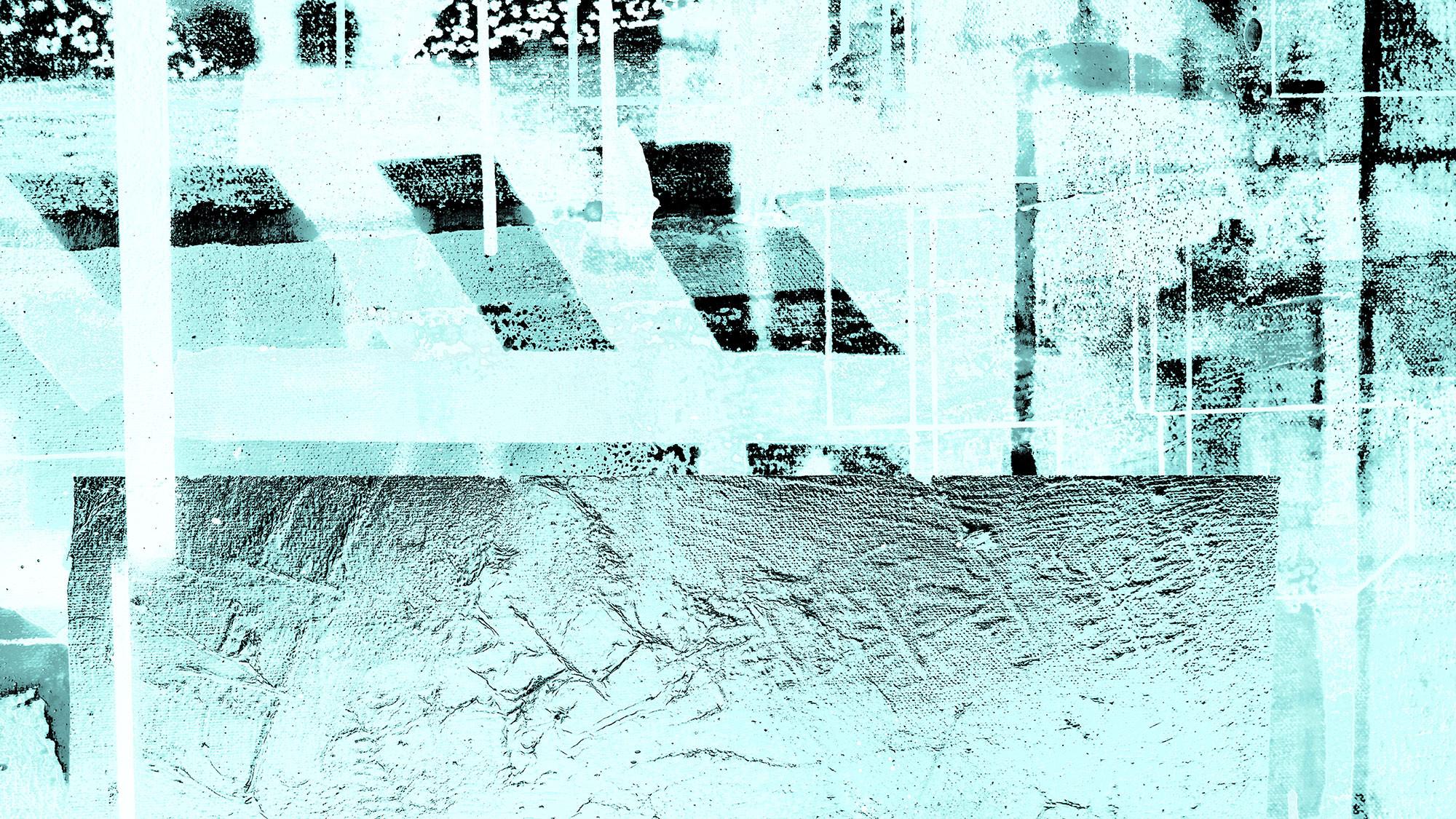 Alleys Rainy ice