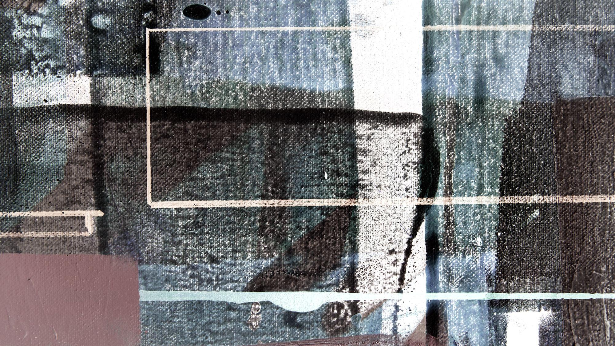 Frames Facing bleu