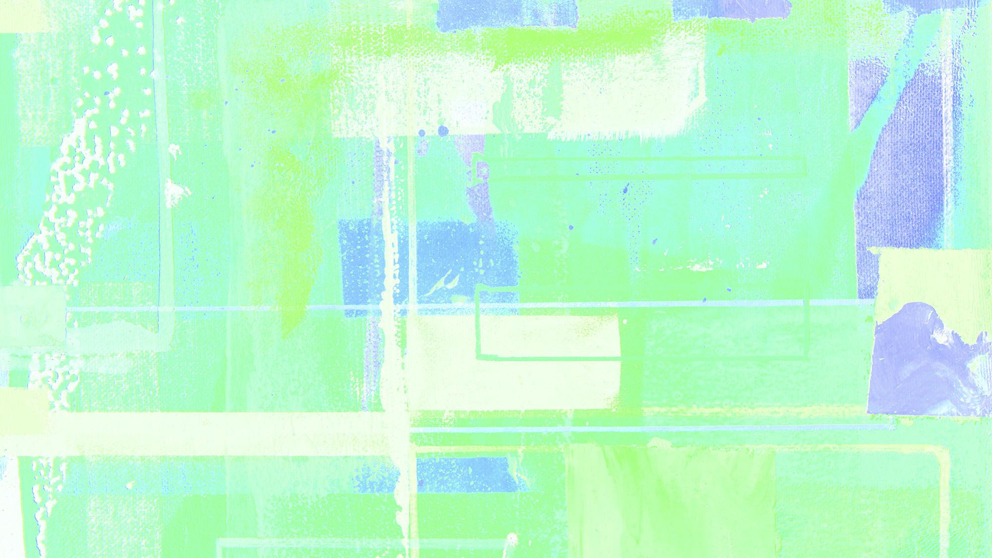 Liquids Dripping mint