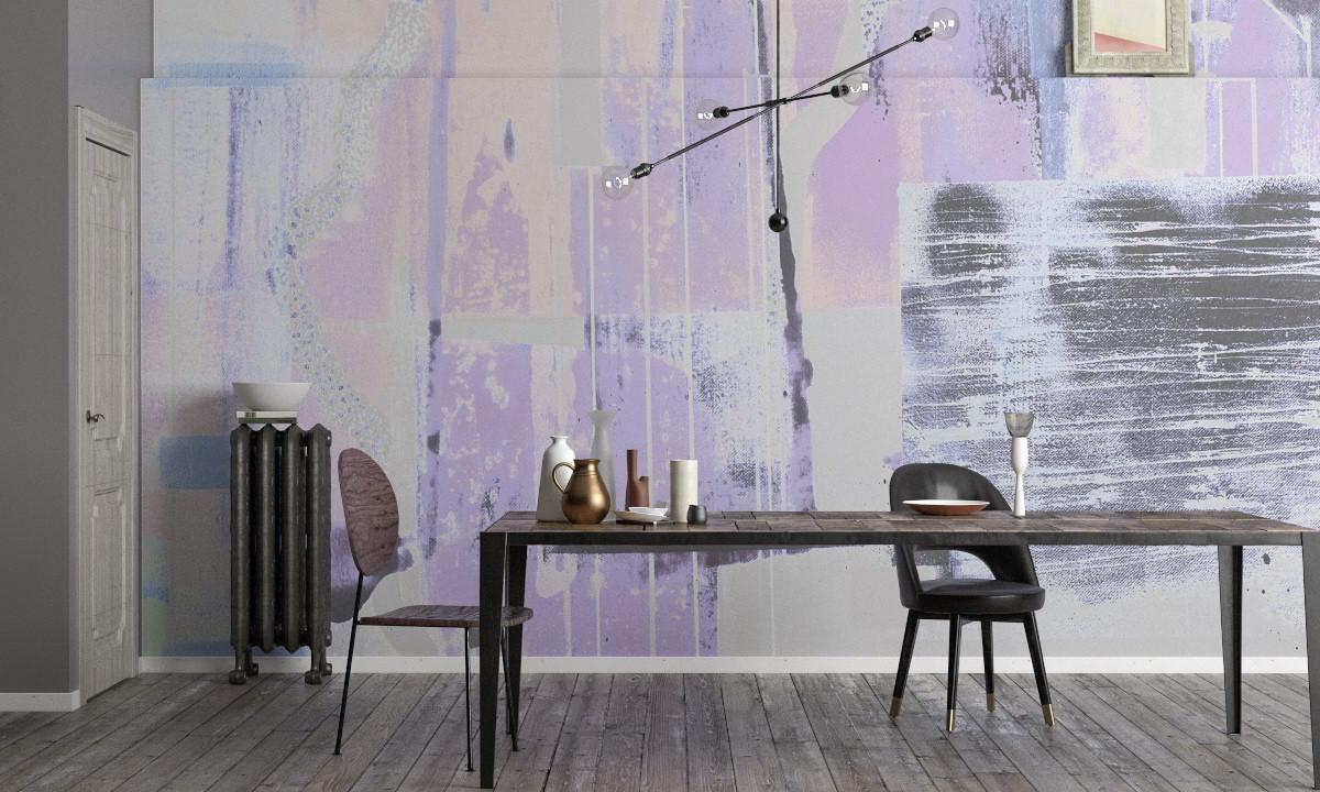 Dice Rolling lightgrey-violett