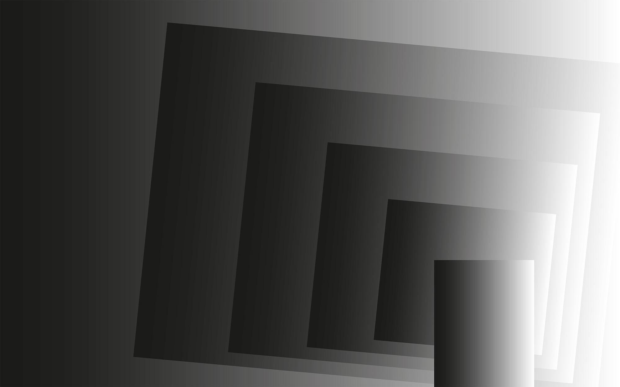 Blocking Blend Oblique black-grey