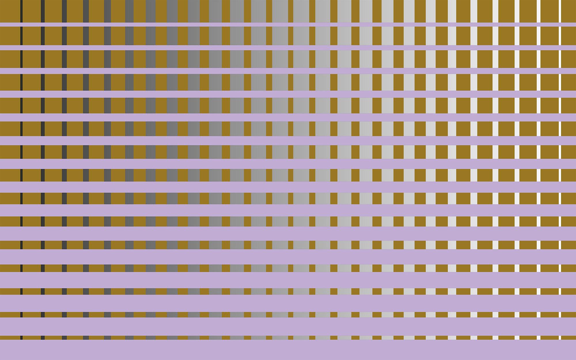 Griddy turquisecognac-violett