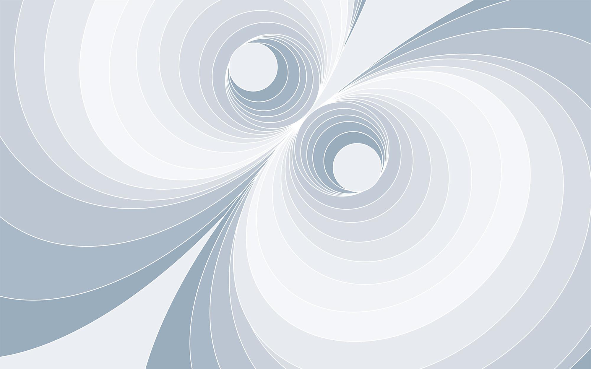 Infinite Glimpse Duo white-bleu