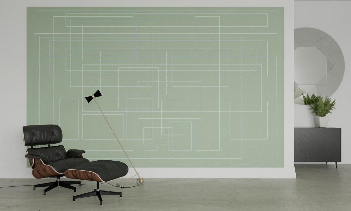 Mills Board Mondial whiteice-greygreen