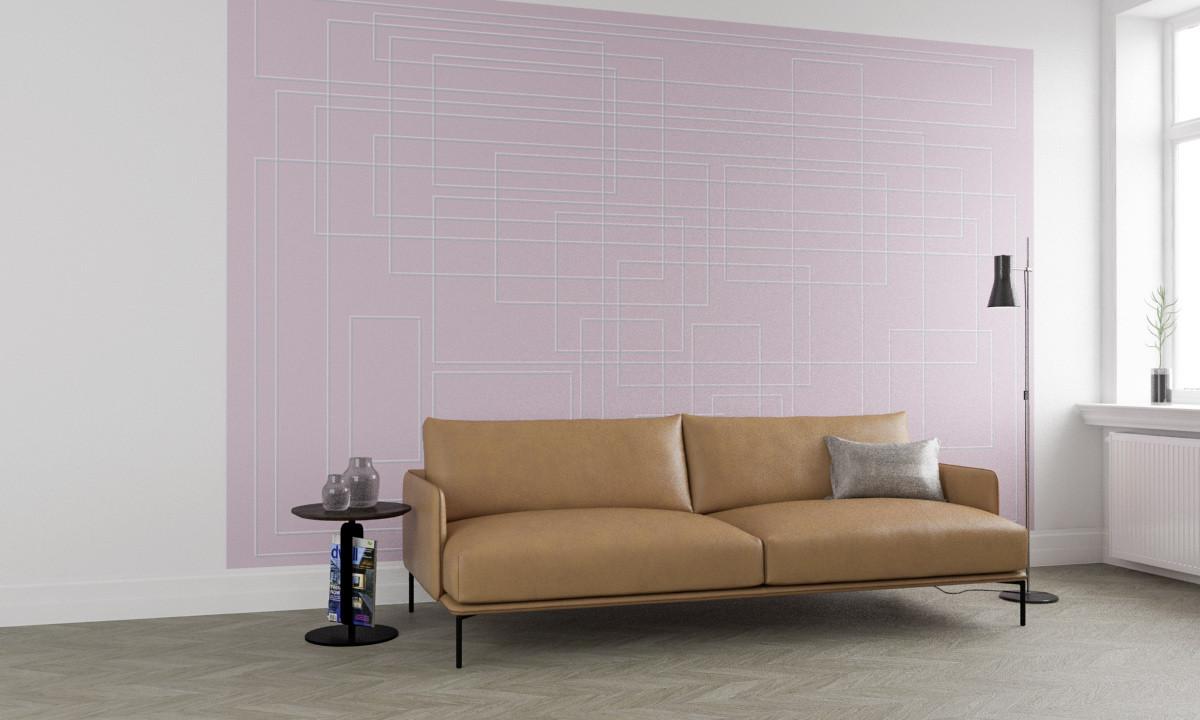Mills Board Mondial whiteice-rose