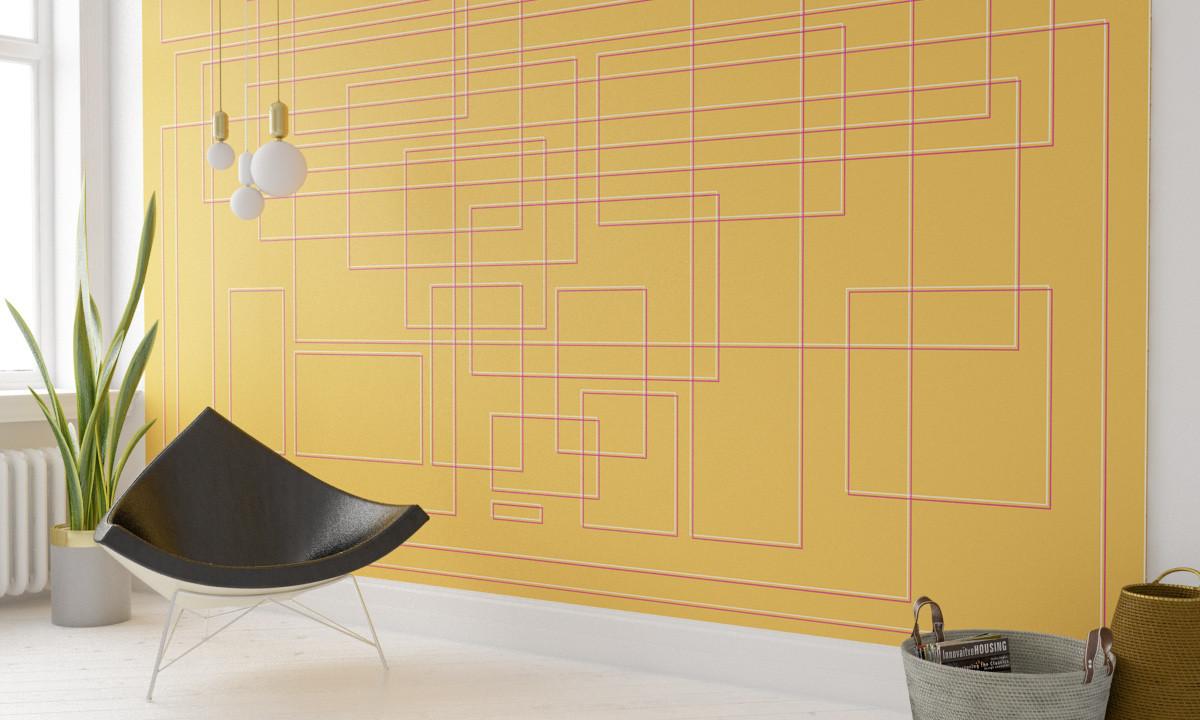 Mills Board Mondial whitepink-orange