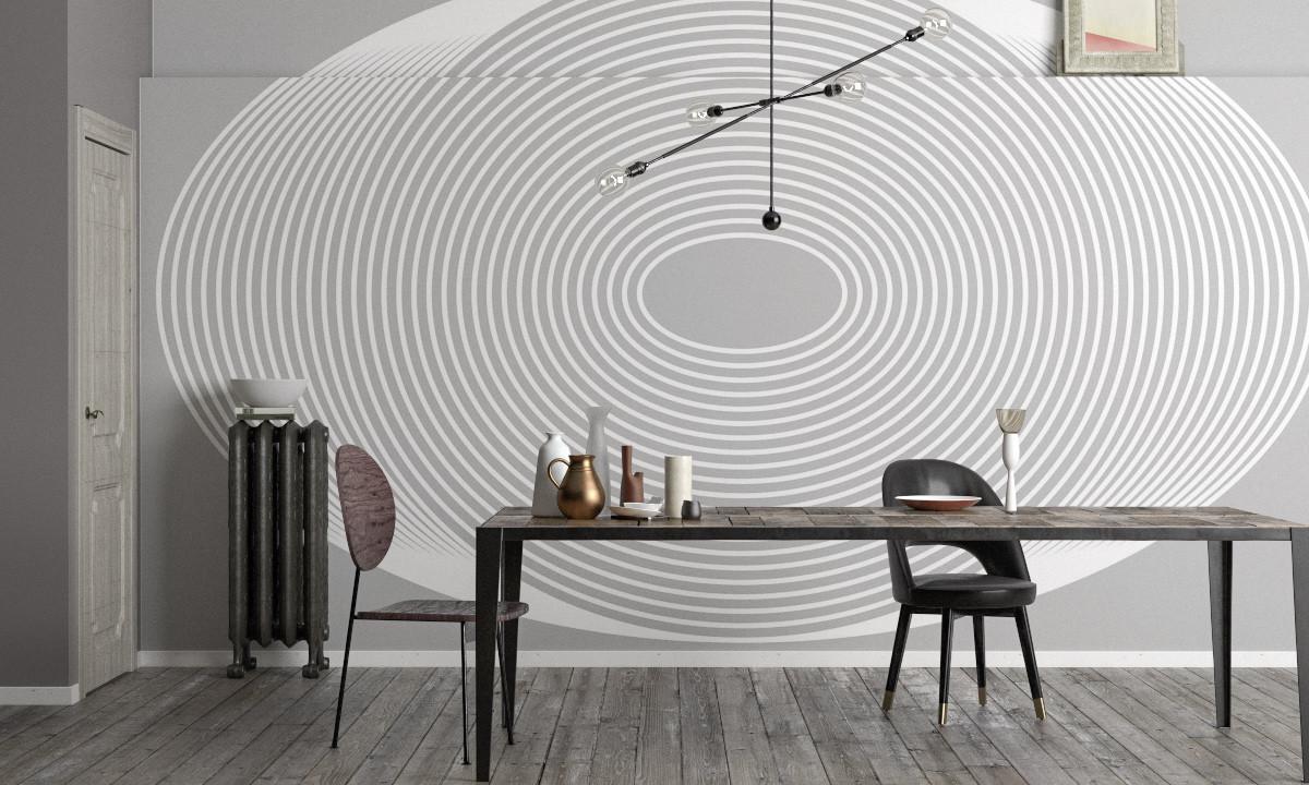 Shell white-grey