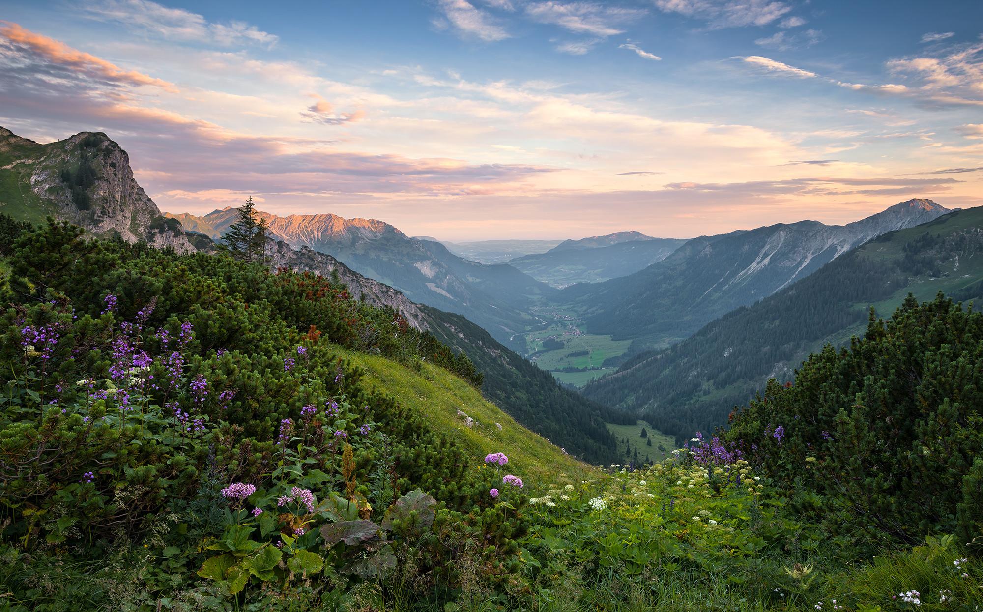 Naturpark Allgäuer Hochalpen
