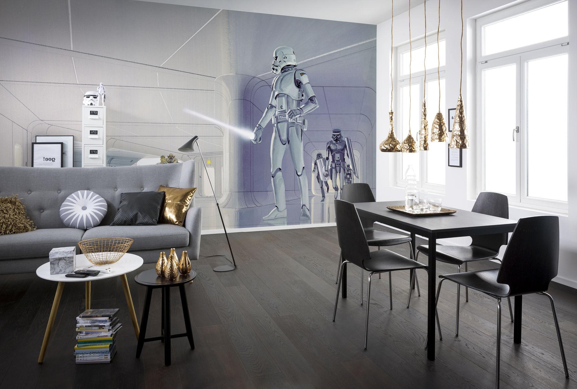 Star Wars Classic RMQ Stormtrooper Hallway