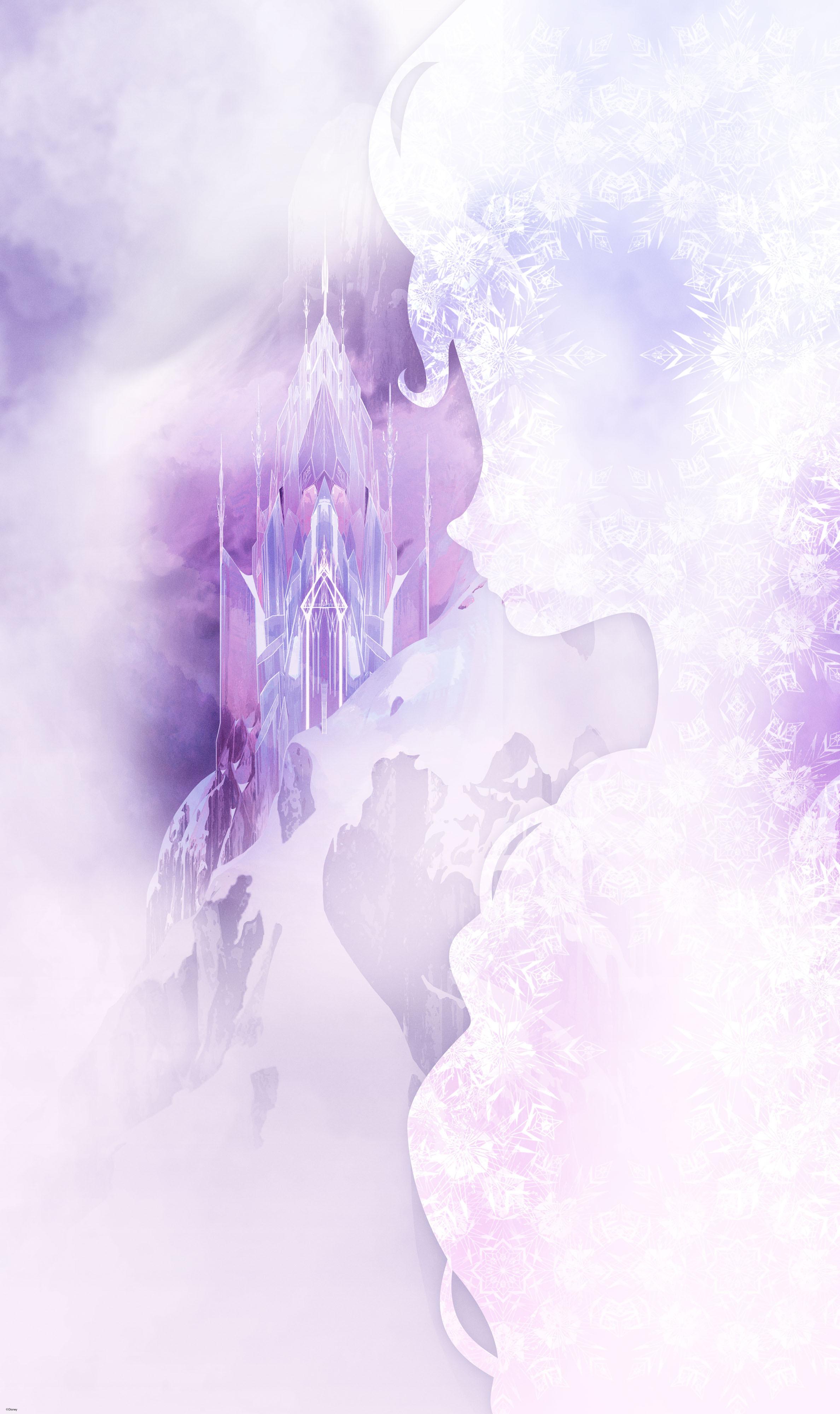 Frozen Winter Mist