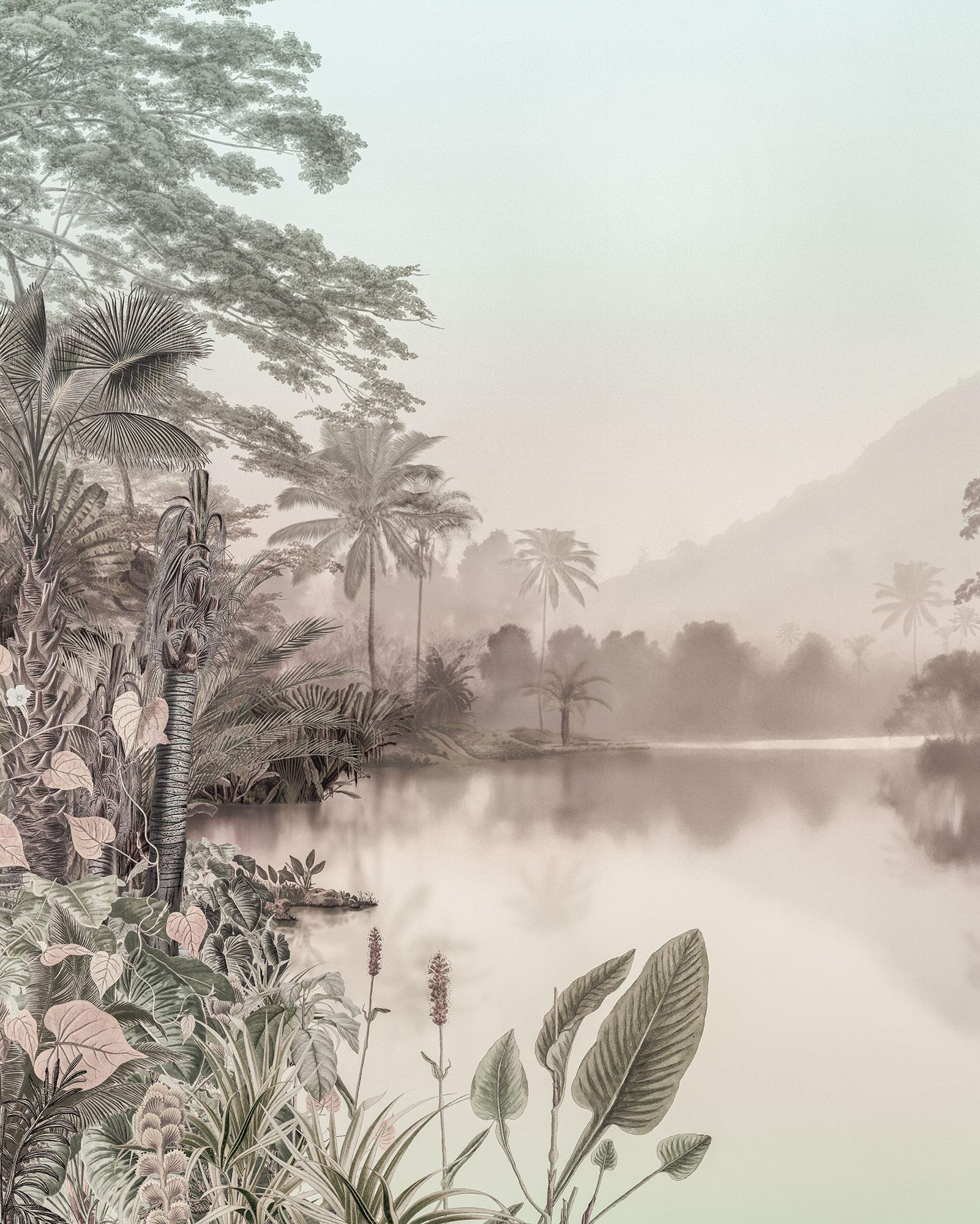 Lac des Palmiers