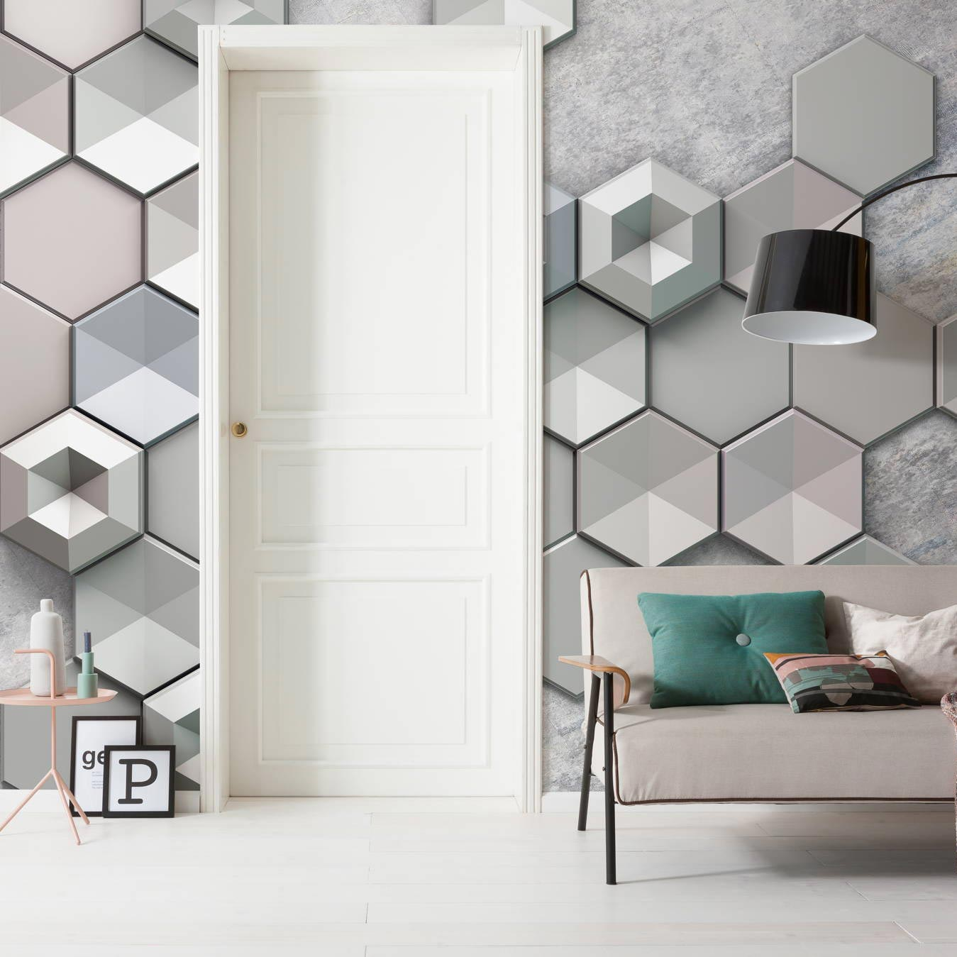 Hexagon Concrete