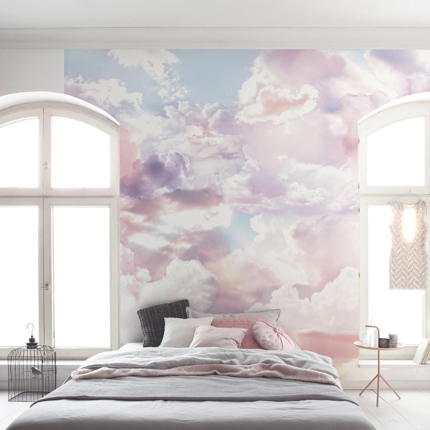 Blog moderne wandgestaltung mit coolen designtapeten for Schlafzimmer tapete