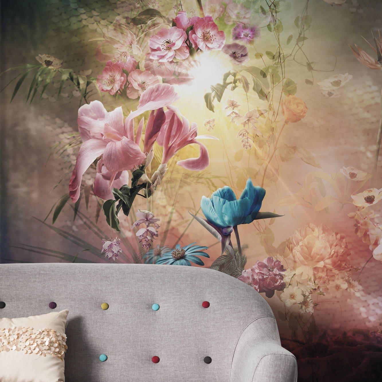 Tapete Schlafzimmer Romantisch # Goetics Com U003e Inspiration Design Raum Und  Möbel Für Ihre Wohnkultur