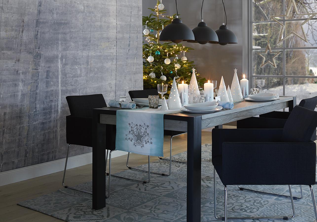 Blog - Weihnachtlich Dekorieren mit Fototapeten