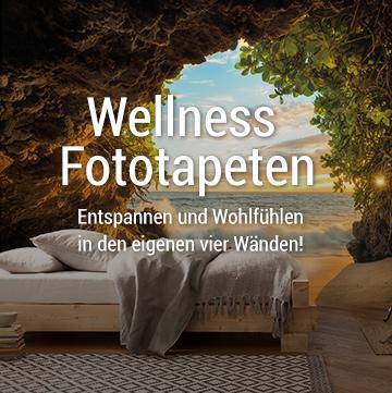Wellness Fototapeten: Entspannen und relaxen in den eigenen vier Wänden!