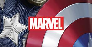 Marvel Fototapeten